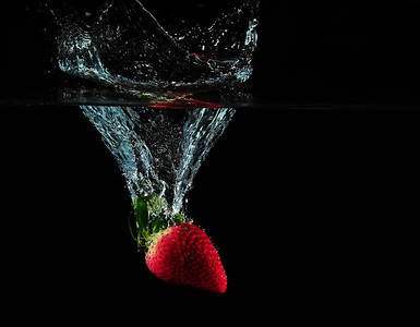 A Splash of Strawberry II