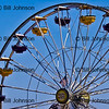Ferris Wheel, Santa Monica Pier. Selected as the Photo of the Day at DigitalImageCafe on 1/2/2009.