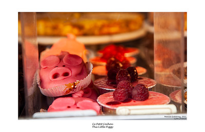 This Little Piggy...102311_1209 17x11 Border