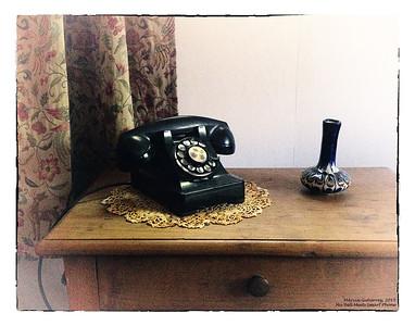 Ma Bell meets Smart Phone (Vin2) 11x14 B