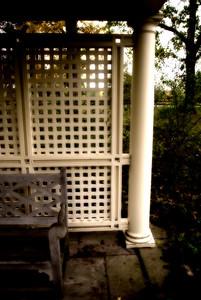 Shaw Nature Reserve - Bascom House Setee dreamy