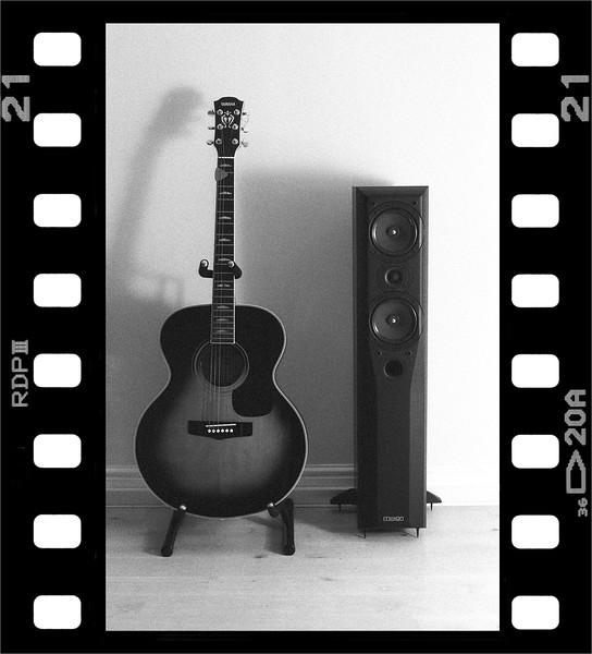 Music, 10-10-2001 (35mm Rebate) 4k