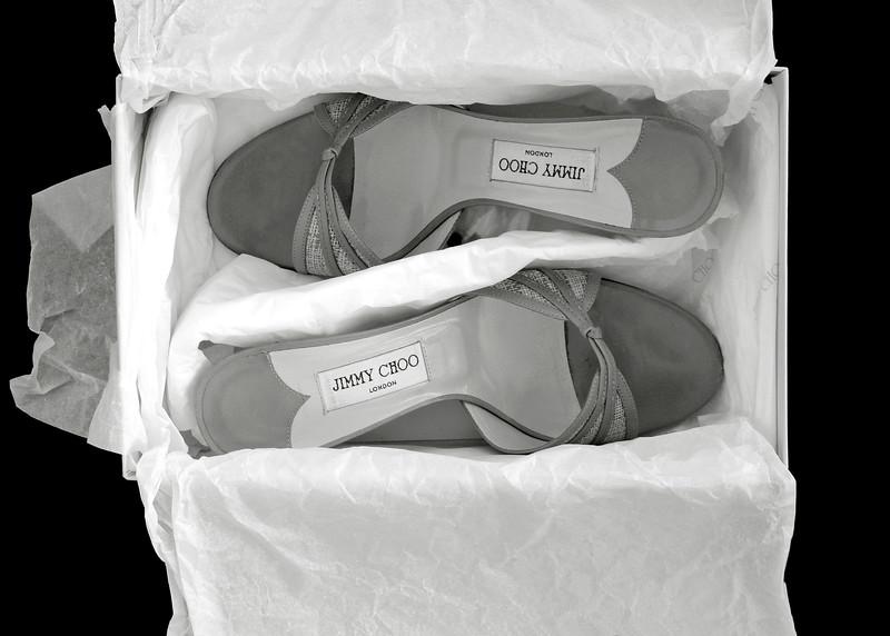Jimmy Choo Shoes, 5-12-2005 (IMG_5114) bw Max
