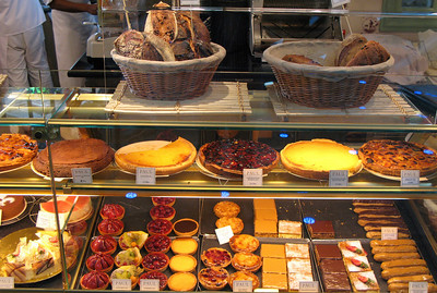 The exquisite Pauls Boulangerie at Burjuman Center Mall, Dubai.