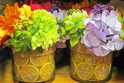 Flowers & Lemons