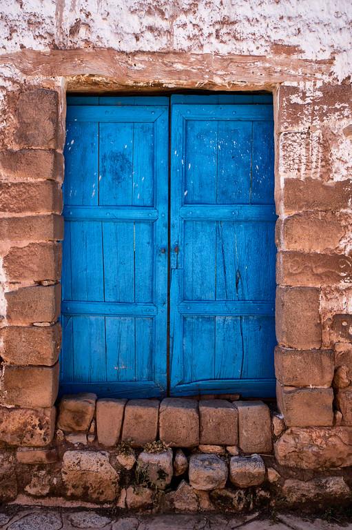 Chinchero Entry