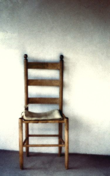 Georgia O'Keefe Chair