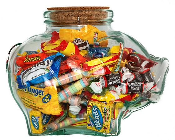 Pig Candy Jar