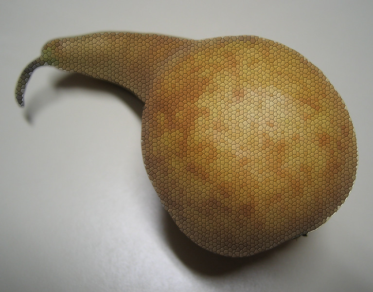 Bosc Pear 2 [tiles]