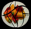 00aFavorite Small sweet peppers [1st experiment in breaking into segments - then circle effect]