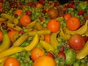 Fruits and vegetables 2, Carrboro Community Dinner, Feb2005
