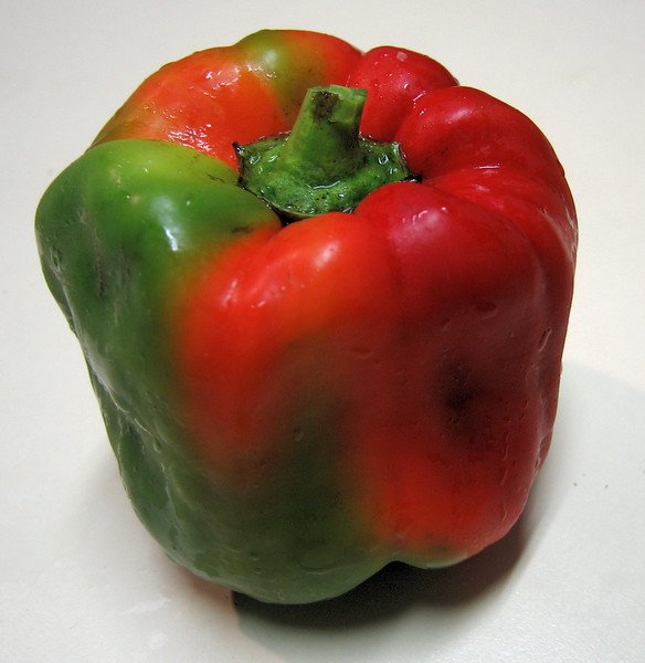 00aFavorite Red and green pepper cl