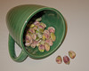 00aFavorite 20071213 Pistachios - shelled, in green cup (Indian cooking class) (1 of 4)