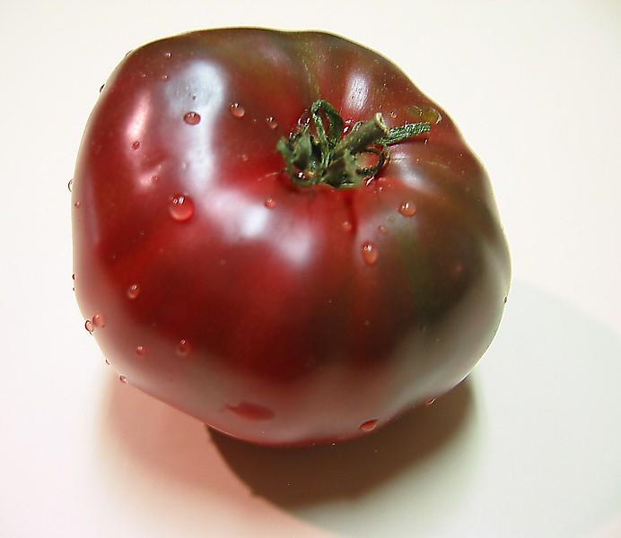 Small heirloom tomato