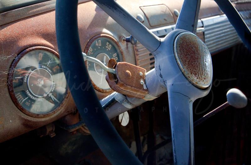 Antique Car  6344  w4