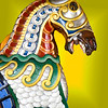 Carousel  Horse 9125