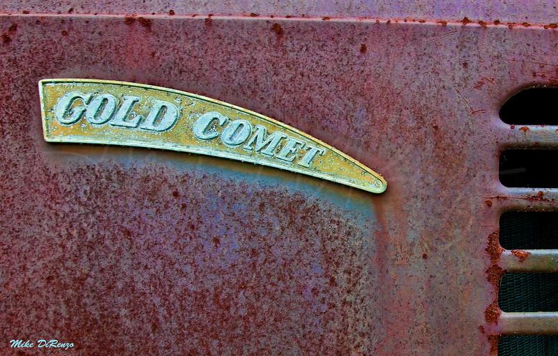Gold Comet  6316 w27