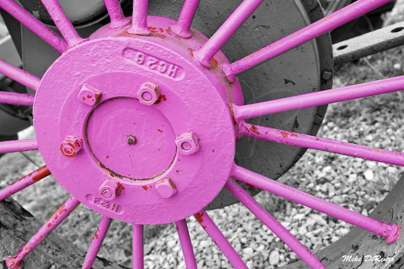 Lavender Spokes    5792 w27