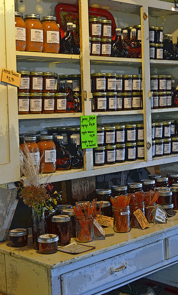 Homemade Goodies - Taken at Fairhaven Farm in South Haven, MN