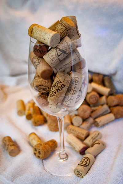 Corks in a Glass