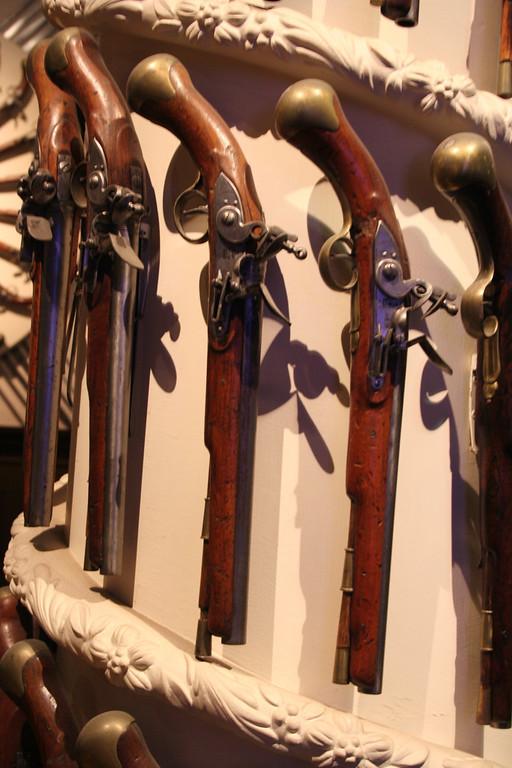 Pistols, Tower of London