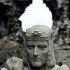 Richard III at Middleham Castle. Yorkshire