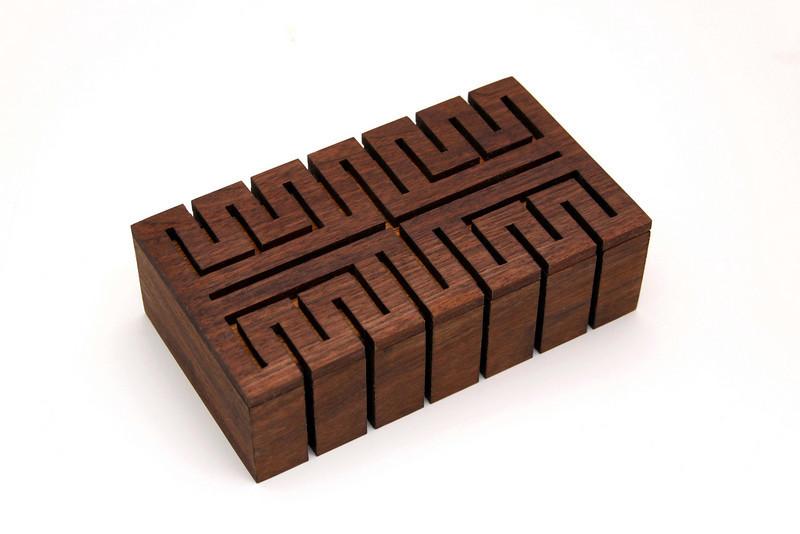 THaap Designs - Modern Woodworking - Asian Box(s)