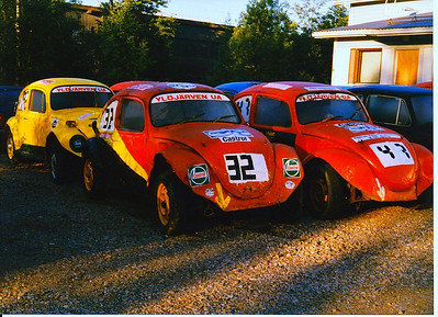 Race Cars, Tampere Finland