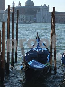 Gondola Venice Copyrt 2007 mburgess