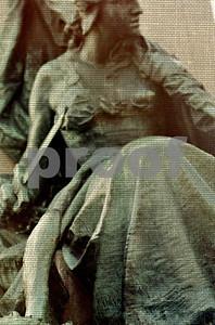 """Warrior Woman"" Copyrt 2007 Marg Burgess"