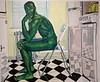 Galen 2 2014  Oil paint on canvas