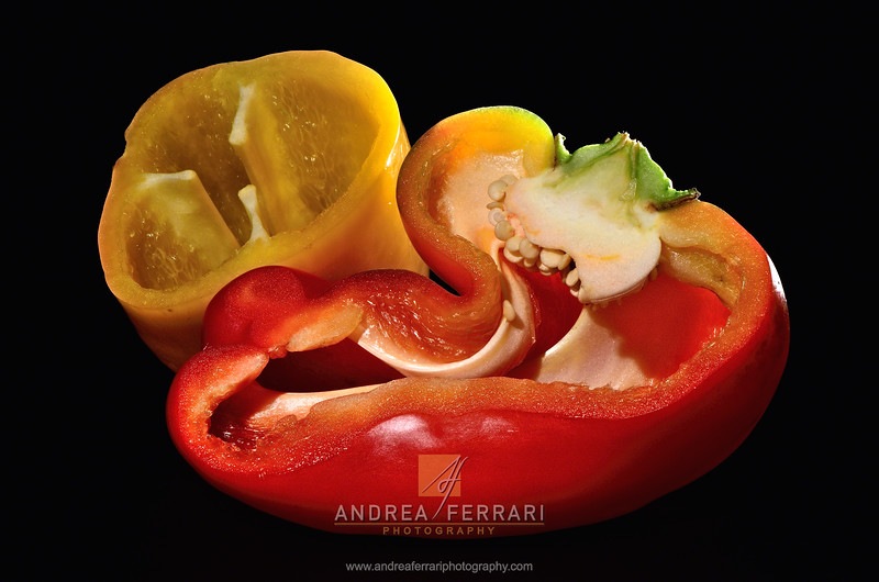 Slices of peppers 2