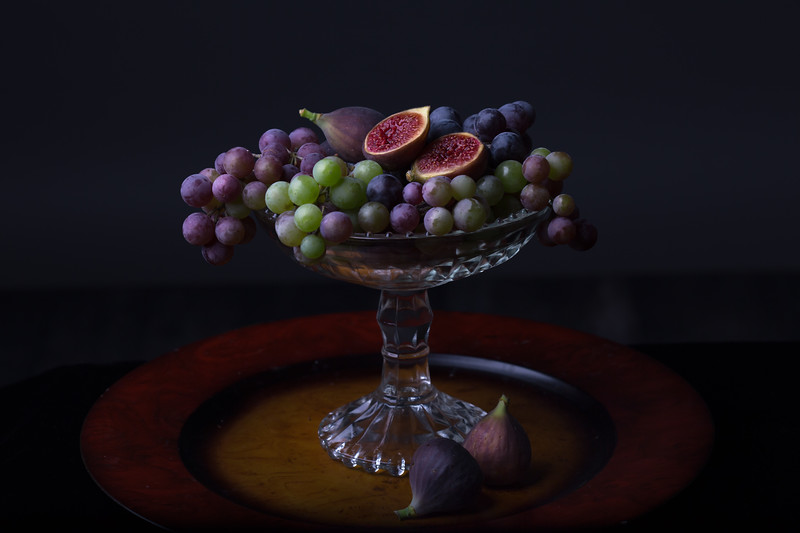 Grapes & Figs 2 (horizontal)