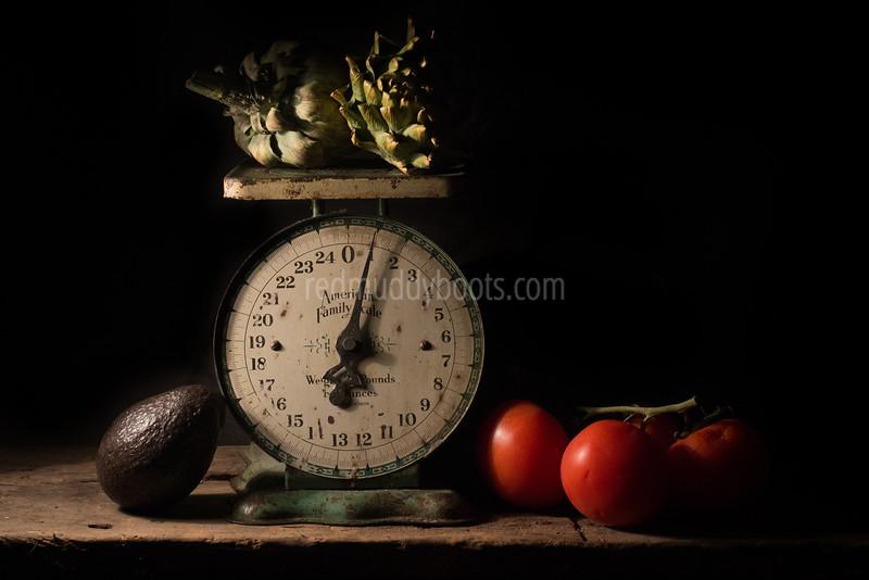 Veggie Scales