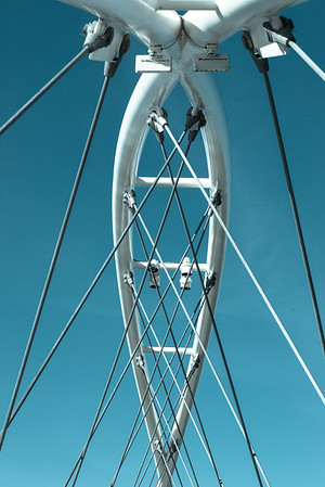 Elmore Pedestrian Bridge