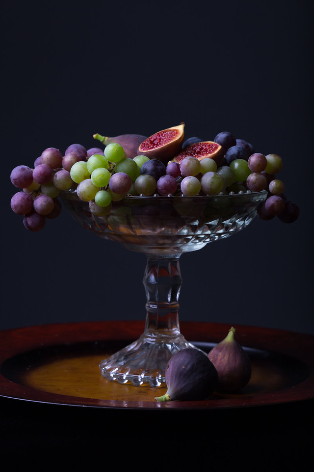 Grapes & Figs 2 (vertical)