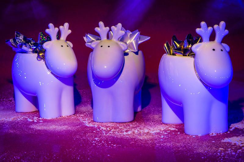 We Three Reindeer