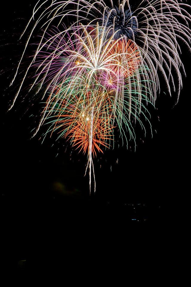 Frisco Fireworks 3