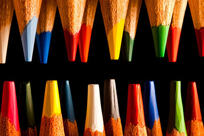 Painting Pencils