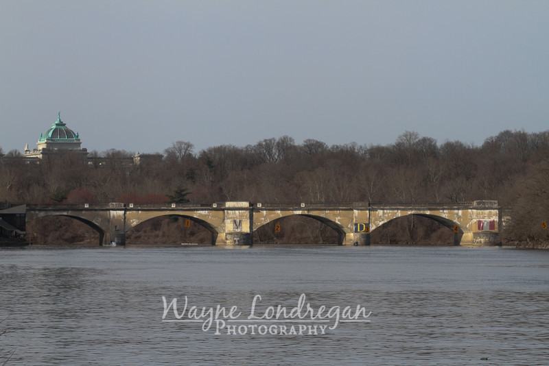 Columbia Railroad Bridge, Philadelphia