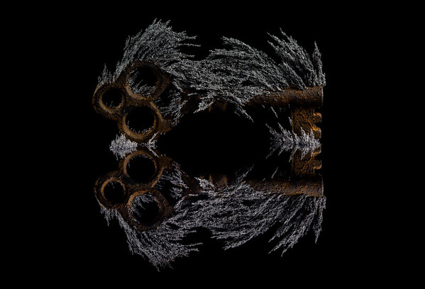 Jack Frost's Skeleton Key