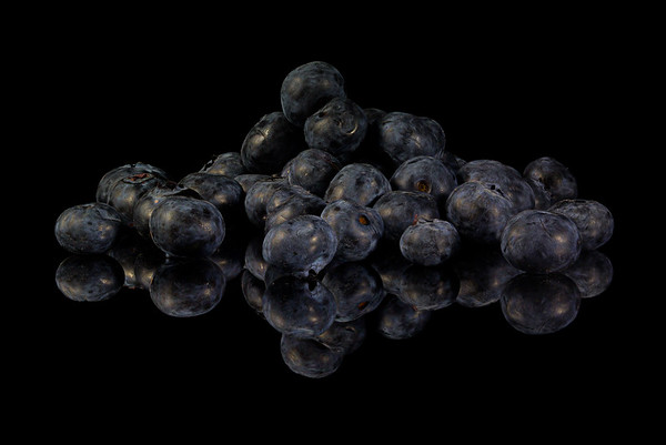 Blueberry Tumble