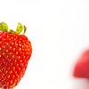 Strawberry High Key