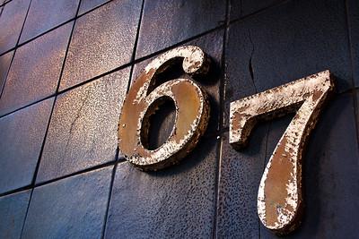 Sixty-Seven
