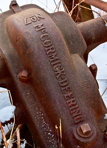 McCormick-Deering Farm Equipment