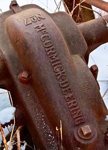 McCormick-Deering Farm Equipment