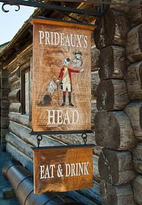 Prideaux's Head