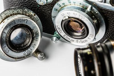 Leica IIIa Rangefinder