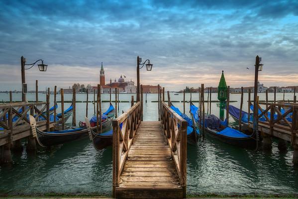 Gondola Dock