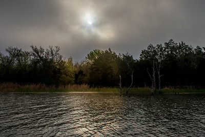 Bastrop Lake, Bastrop, Texas